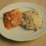 Integralni pirinač sa povrćem