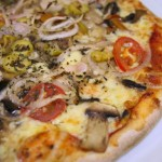 Pica vegeterijana recept