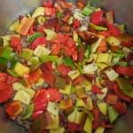 Paprika sa mlevenim mesom i pirinčem