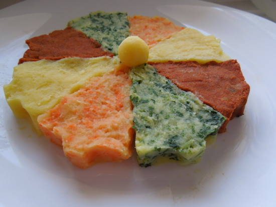 šarena salata od krompira