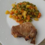 Dinstano povrće s krmenadlama
