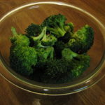 Restovani krompir s brokolijem