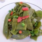 Zelena boranija s povrćem
