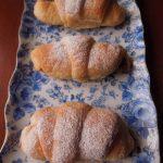Svečane slatke grčke kiflice