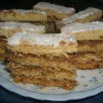 Posna žito torta