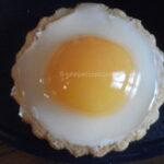 Uskrsnji kolac jaje na oko