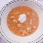 Čorba od karfiola s pirinčem
