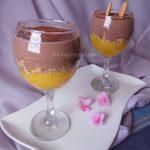 Jafa desert s narandžom i  čokoladom