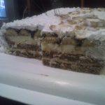 Bananita torta