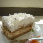 Grčka torta s plazmom, čokoladom i orasima