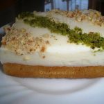 Kremasti kolač s jogurtom i grizom