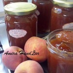 Džem od breskve,  limuna i narandže