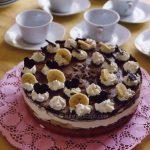 Milka torta s bananama