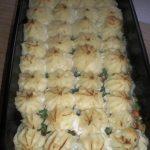 Pastirska pita shepherd's pie