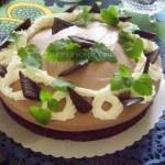 Torta s ukusom nane after eight