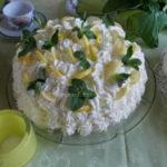 Čarobna limun torta