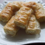 Stevija pita sa sirom i heljdinim korama