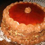 Doboš torta na moj način