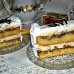 Malaga torta