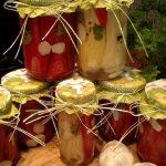 Paprike za zimnicu bez kuvanja