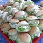 Posni mini sendvici