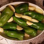 Zelene paprike s orasima