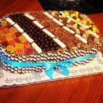 Rođendanska čokoladna torta