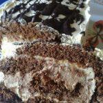 Bronhi rolat sa cokoladom i grizom