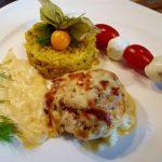 Djulbastije s fasiranim mesom i povrcem