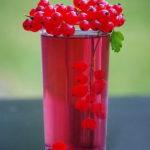 Lekoviti sok od crvene ribizle