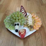 Kako napraviti voćnu salatu da je deca vole