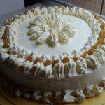 Kremasta ledena torta za letnje dane