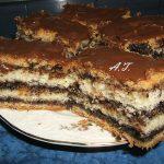 Posni mak kolač savršenog ukusa