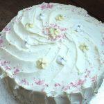 Snežna torta s plazmom i napolitankama