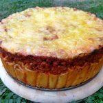 Rigatoni torta