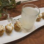 Cupcakes s pireom od tikve