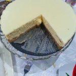 Cheesecake s bijelom čokoladom
