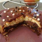 Mini lješnjak tortica s nutellom i čokoladom