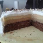 Coko ljesnjik torta