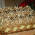 Cokoladna torta s tri vrste cokolade