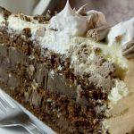 Cokoladna torta s dvije vrste cokolade