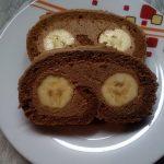 Mačje oči rolada s bananama