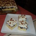 Brzi vocni kolac s keksom