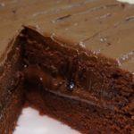 Posna cokoladna grilijas torta