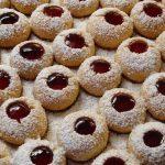 Božićni kolačići s džemom