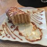 Keks rolada sa slatkom pavlakom i krem sirom