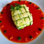 Mocarela u tikvicama sa paradajz sosom