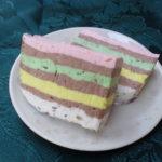 Sladoled torta s pet ukusa