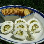 Krem sir rolnice