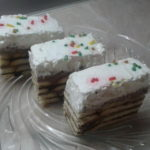 Cokoladni keks kolac